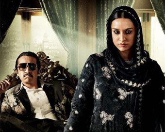 Haseena new poster: Shraddha and Siddharth look deadly