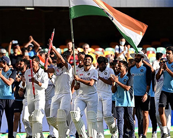 In pics: Team India breach 'Fortress Gabba'