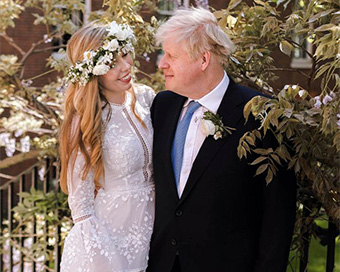 In pics: UK PM Boris Johnson marries fiance Carrie Symonds in secret ceremony