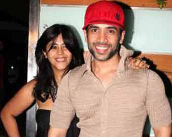 When Ekta Kapoor called the cops on Tusshar