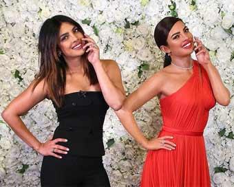 Priyanka Chopra gets