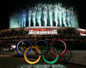 Tokyo Olympics 2020 Opening Ceremony: Photo Highlights