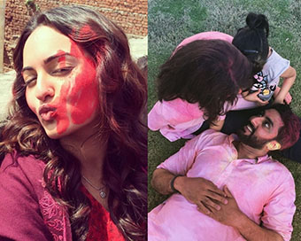 Here is how Bollywood celebrated Holi 2021 (PHOTOS)