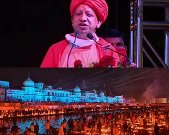Inside Ayodhya's grand 'Deepotsav' 2020 celebrations
