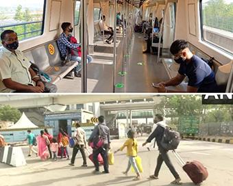 IN PICS | Delhi Unlock 2.0