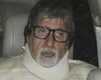Amitabh mourns death of Aishwarya