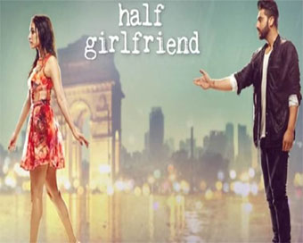 'Half Girlfriend' to release across 1600 Indian screens