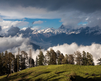 How a small Uttarakhand town is becoming a major tourist destination