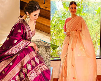 National Handloom Day: Bollywood fraternity urges people to go 'vocal for local'