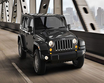 Petrol powered Jeep Wrangler Unlimited to launch this month