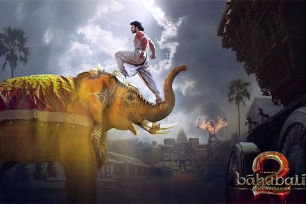 Baahubali 2 - The Conclusion trailer a hit on YouTube